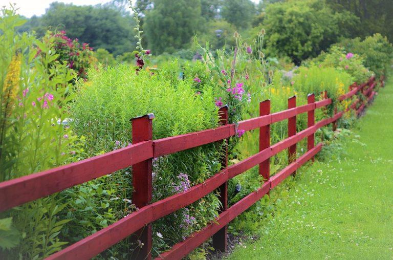 Gartenzäune für ein besseres Äußeres